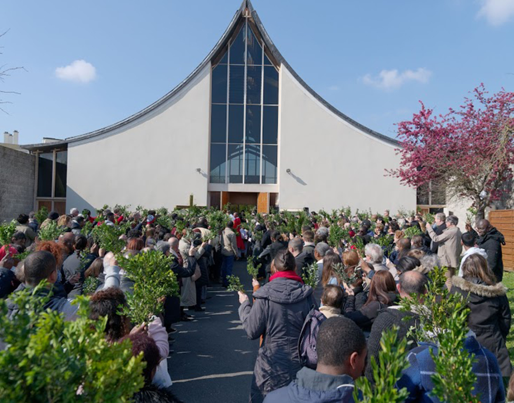 Rénover l'église Saint-Paul à Brétigny-sur-Orge