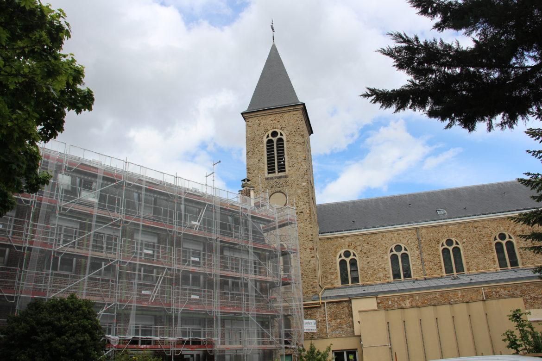 Paris : réhabiliter la maison Sainte-Geneviève des Grandes Carrières