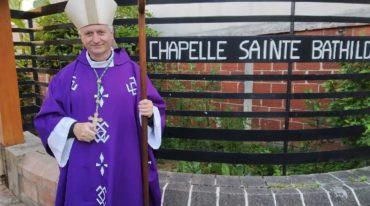 Désacralisation de la chapelle Sainte-Bathilde à Chelles (77)