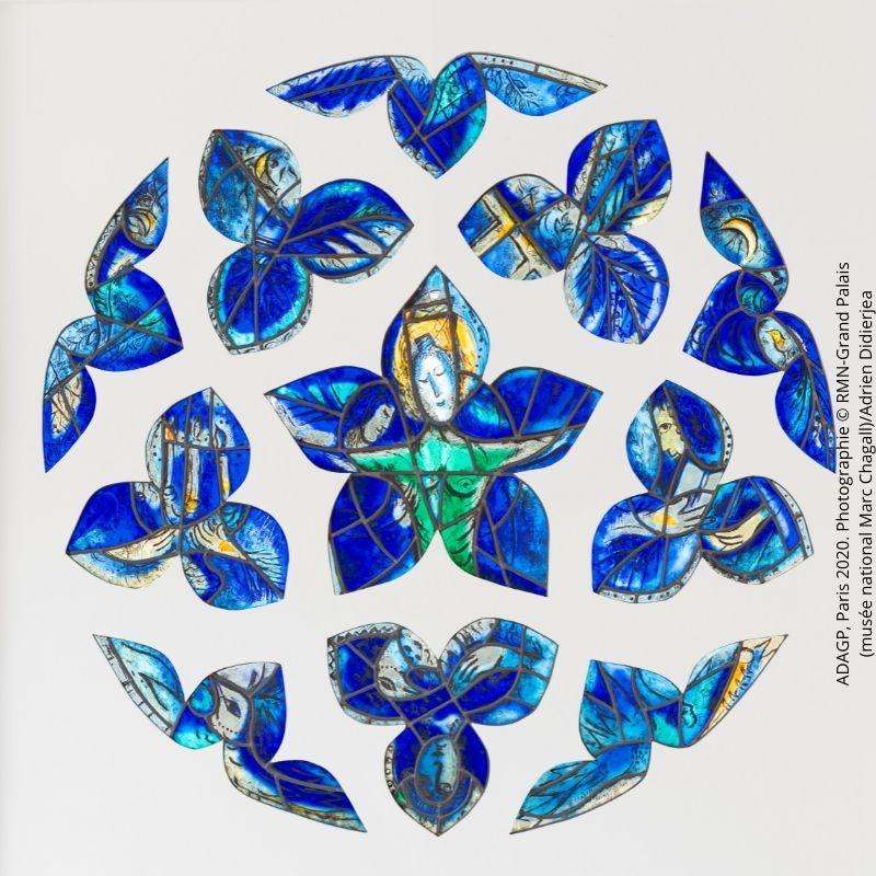 Chagall, « maître des couleurs », a renouvelé l'art sacré