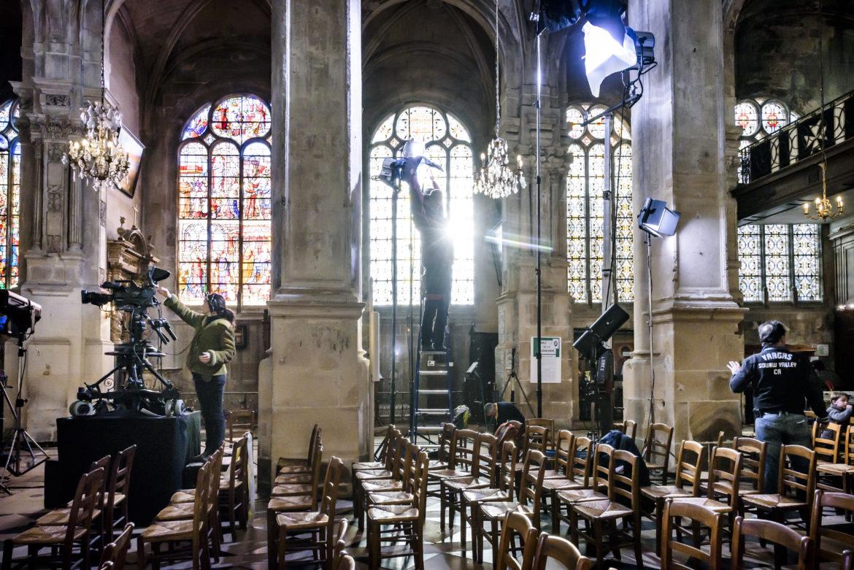 Le Jour du Seigneur diffusera la messe depuis Asnières-sur-Seine le 24 octobre