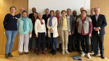 De nouveaux délégués en paroisses agrandissent l'équipe de bénévoles